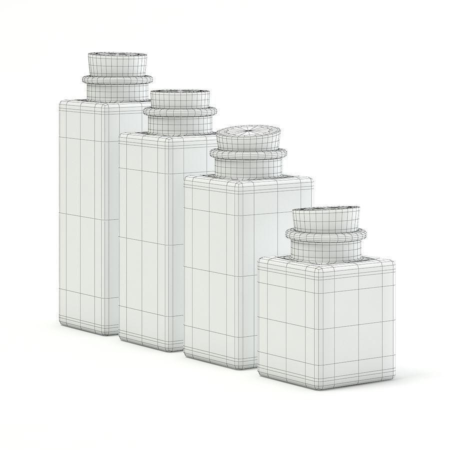 Baharat Kapları 3D Model royalty-free 3d model - Preview no. 4