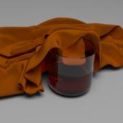 Cristalería modelo 3d