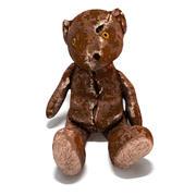 Teddy Old 3d model