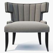 Chapelstreet London - Chaise Fulton cannelée 3d model