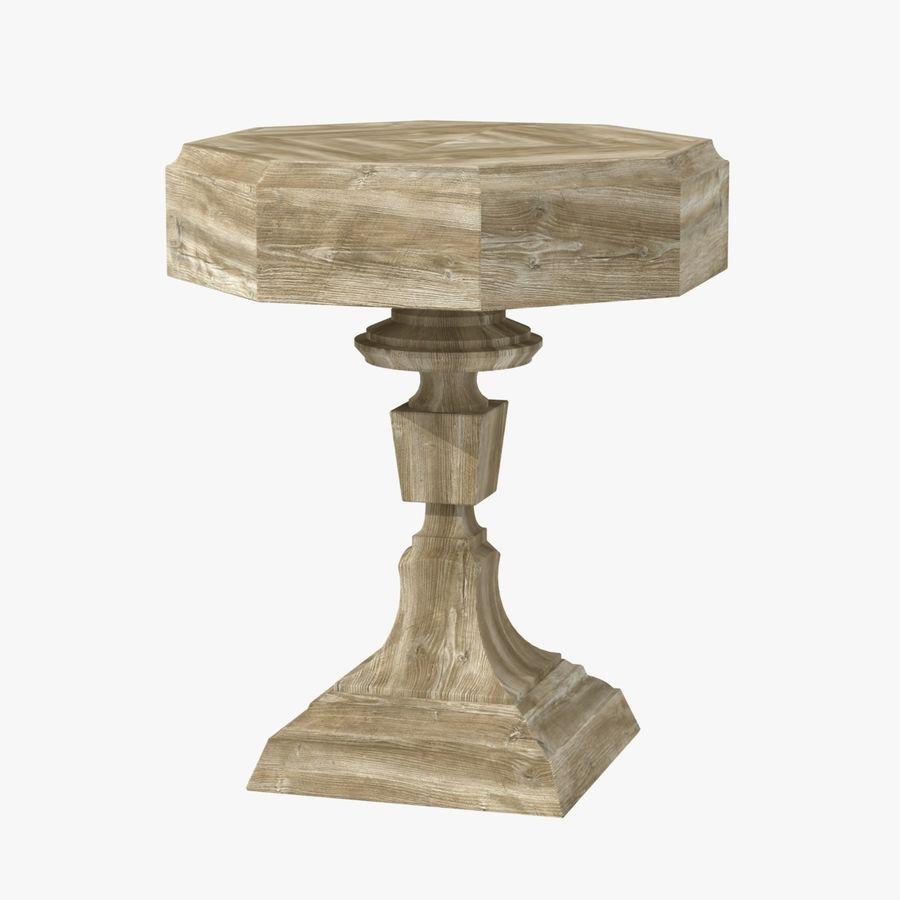 Meubles en bois sur mesure royalty-free 3d model - Preview no. 2