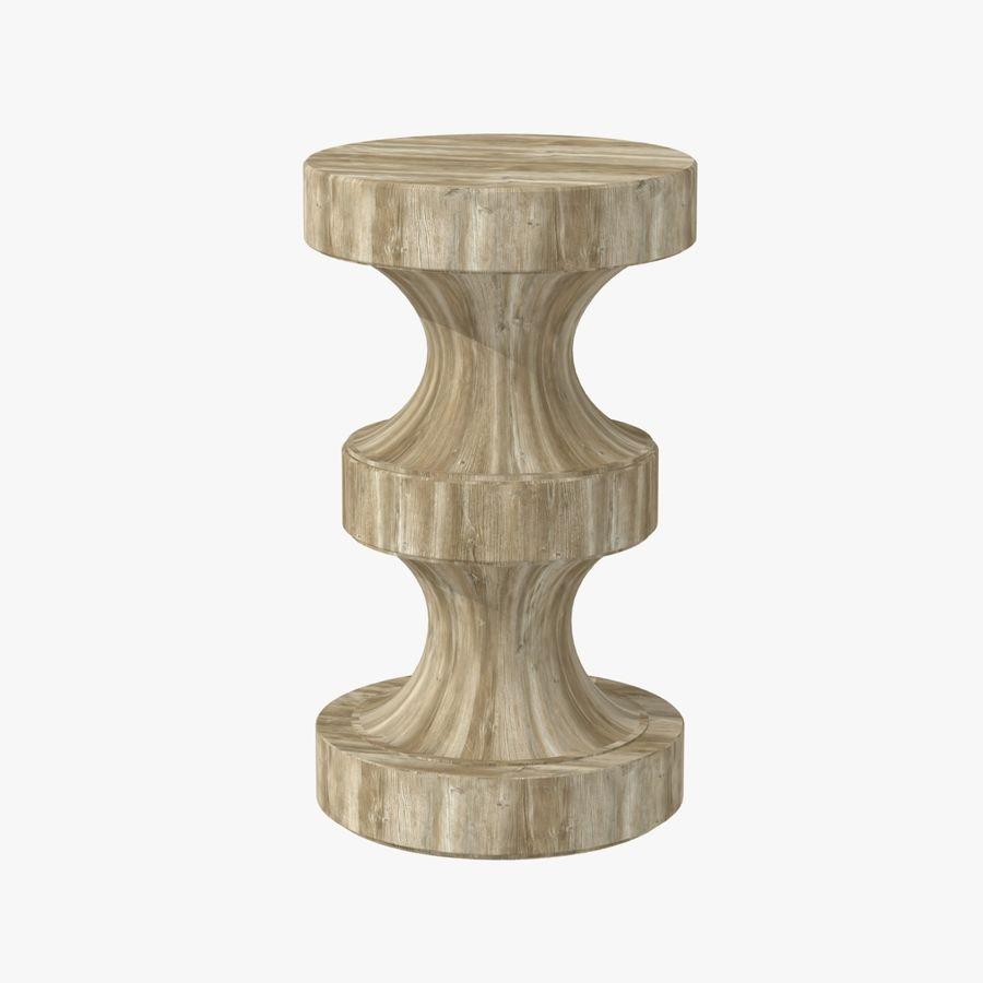 Meubles en bois sur mesure royalty-free 3d model - Preview no. 6