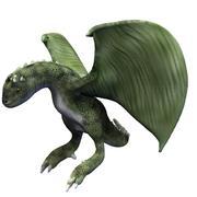 GoT Dragon 3d model