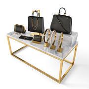 Accessories for boutique 3d model