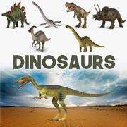 Dinosaurs 3D Models Collection 2 3d model