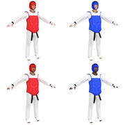 PACOTE Taekwondo Olimpics 3d model