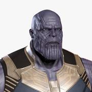 Thanos 2.0 3d model