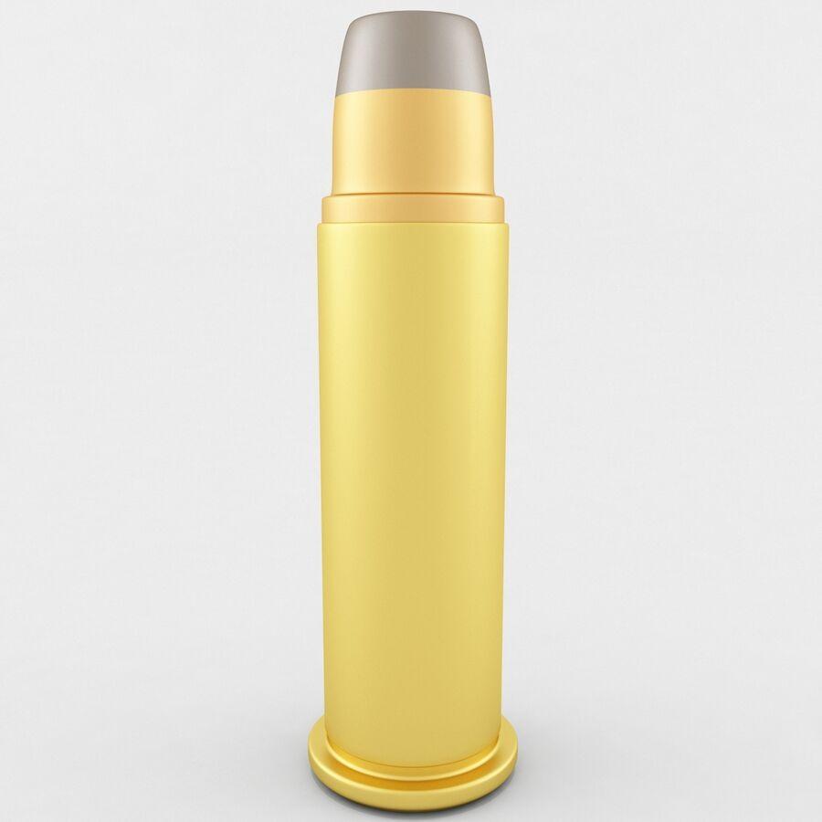 ピストルとライフルのカートリッジコレクションの3Dモデル royalty-free 3d model - Preview no. 18