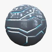 Techno-Sphere-04 3d model