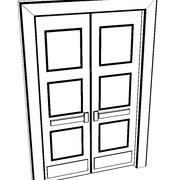 porta 3d model
