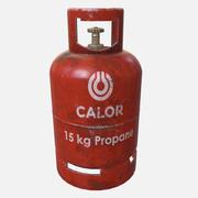 Cilindro del gas 3d model