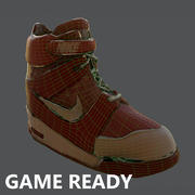 Nike WMNS Air Revolution 3d model