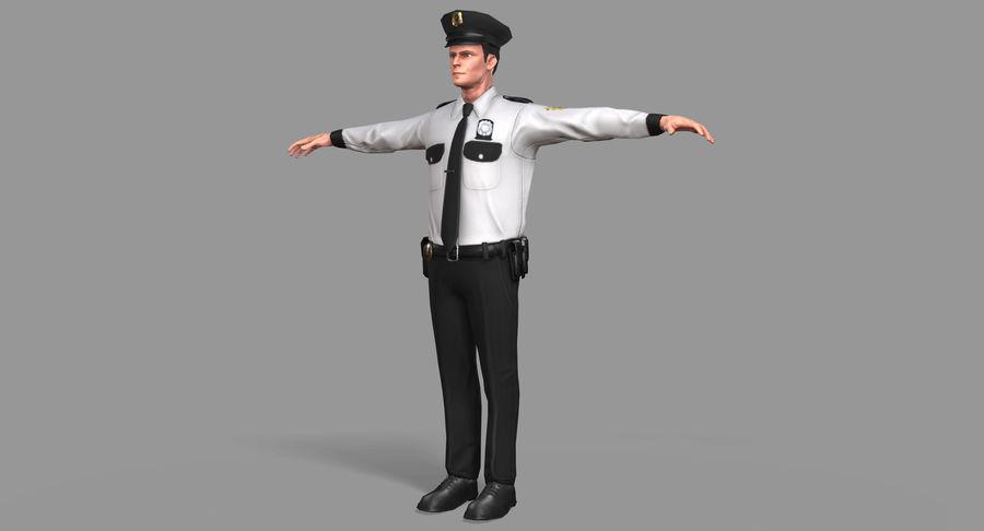 Polis royalty-free 3d model - Preview no. 9