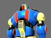 Gakeen 3d model
