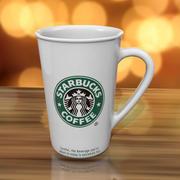 Starbucks Mug T v2 3d model