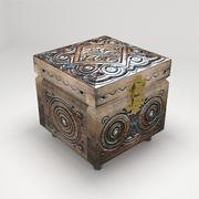 Jewerly box 3d model