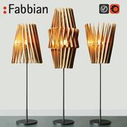 Fabbian Stick F23 3d model