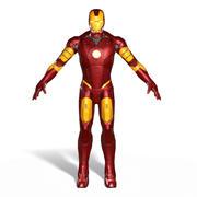Hombre de Acero modelo 3d