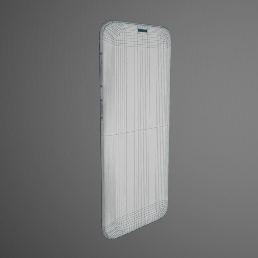 삼성 갤럭시 S9 royalty-free 3d model - Preview no. 12