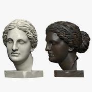 Venus Head 3d model