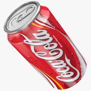 Coca Can 3d model