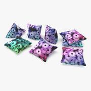 Cushions 03 3d model