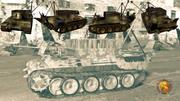 黑豹 3d model