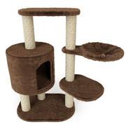 Cat Tree Moriles 3d model