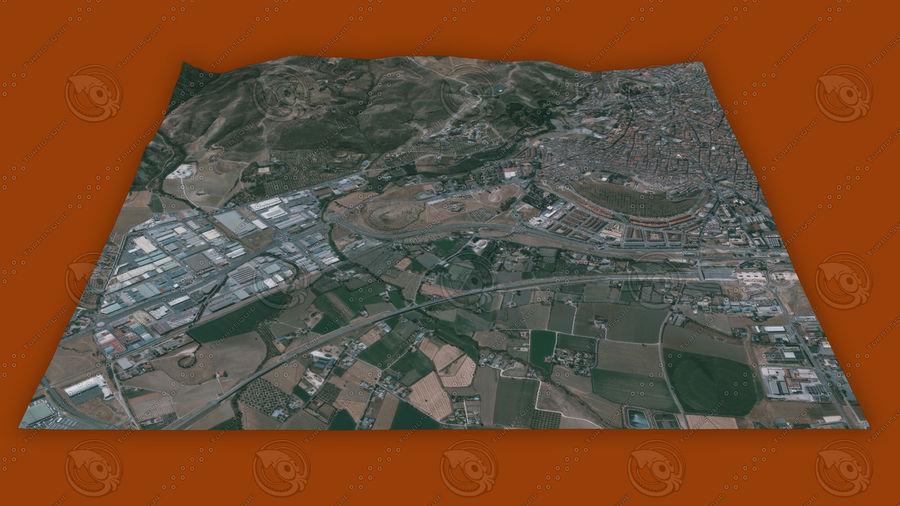 Antequera Dolmens Site Terrain 3d Model 20 Obj Free3d