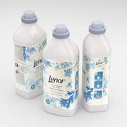 Lenor Fabric Conditioner Deep Sea Minerals 1,38l 3d model