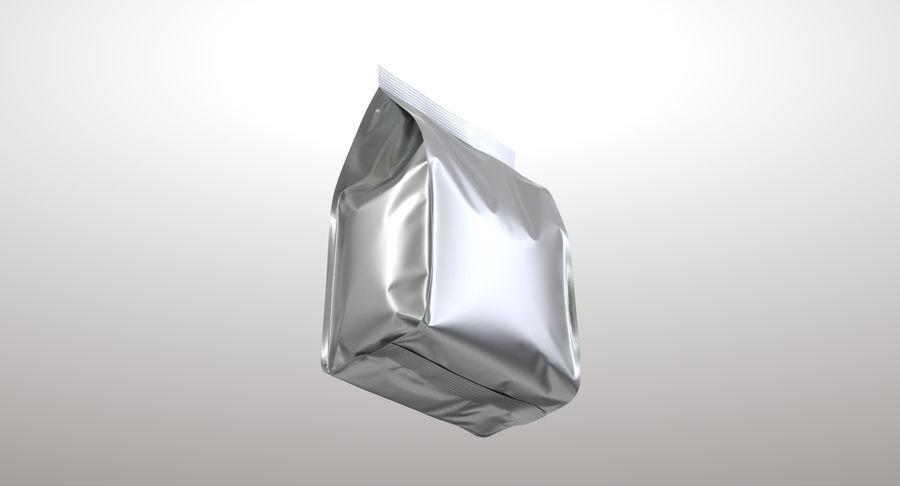 Opakowania na żywność 08 royalty-free 3d model - Preview no. 14