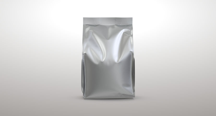 Opakowania na żywność 08 royalty-free 3d model - Preview no. 8