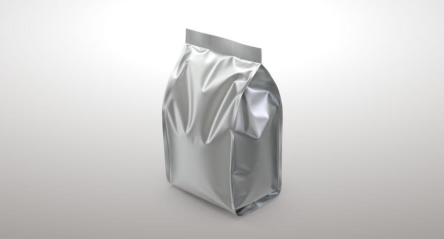 Opakowania na żywność 08 royalty-free 3d model - Preview no. 6