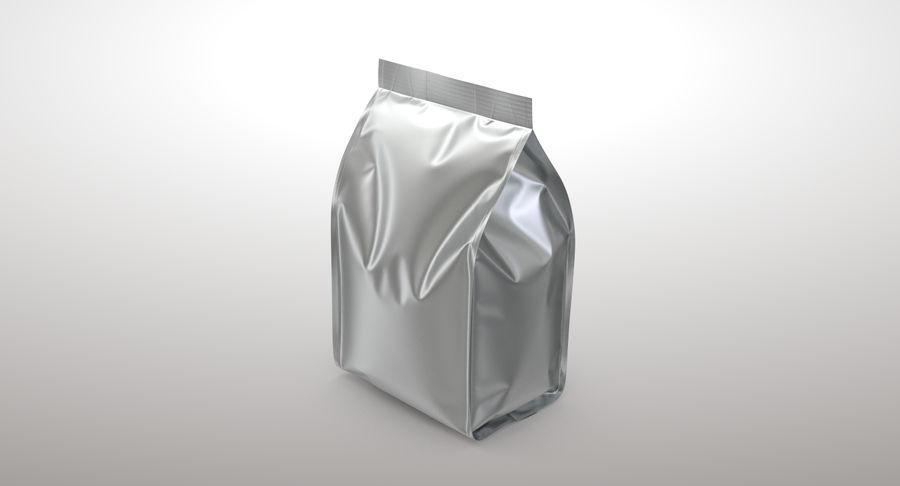 Opakowania na żywność 08 royalty-free 3d model - Preview no. 7