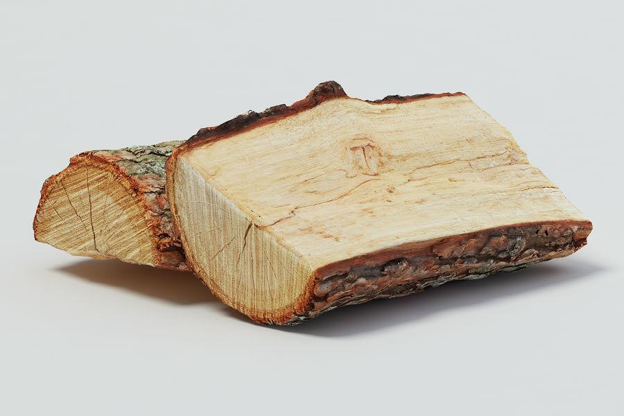 Ağaç kütükleri royalty-free 3d model - Preview no. 4