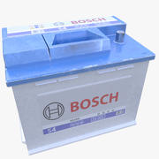 Bateria de carro 3d model