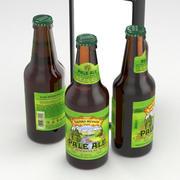 Beer Bottle Sierra Nevada Pale Ale 355ml 3d model