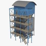 Część przemysłowa_1 3d model