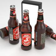 Beer Bottle Brooklyn Session Saison 355ml 3d model