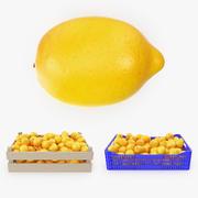citroenen 3d model