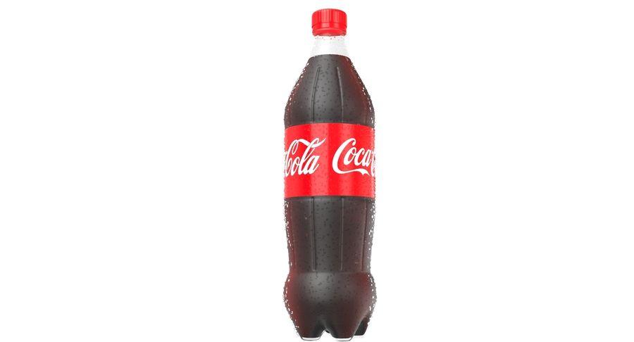 Coca Cola Bottle royalty-free 3d model - Preview no. 6