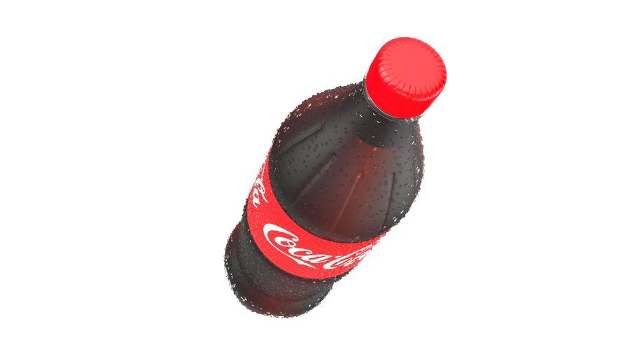 Coca Cola Bottle royalty-free 3d model - Preview no. 5