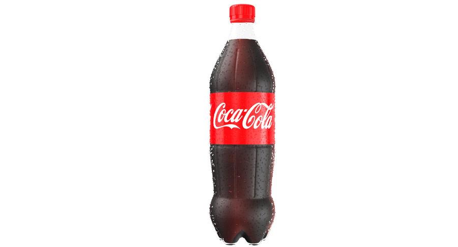 Coca Cola Bottle royalty-free 3d model - Preview no. 3