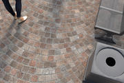 Cobblestones paving porphyry texture Material 3d model