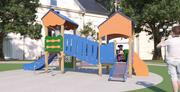 Galopin COMIC CT007_P playground 3d model