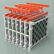 Industrial Element 17 3d model