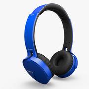 Sony Headphone  650BT 3d model