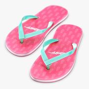 Flip-Flop Sandals 3d model