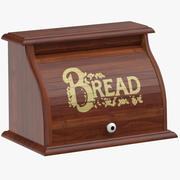 Breadbox 01 Closed 3d model