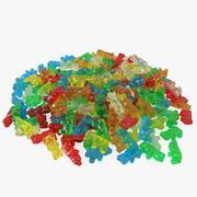 Gummybeer 3d model